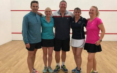 2018 World Masters Squash Championships